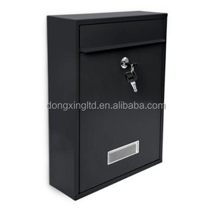 Wall Mount Mailbox Locking Postal box
