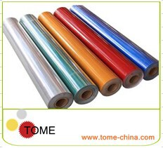 advertising grade reflective sheeting Optional multi-color 1.24x45.7m