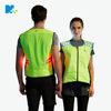 waterproof cycling vest for bikers outdoors sporting cycling wear visible
