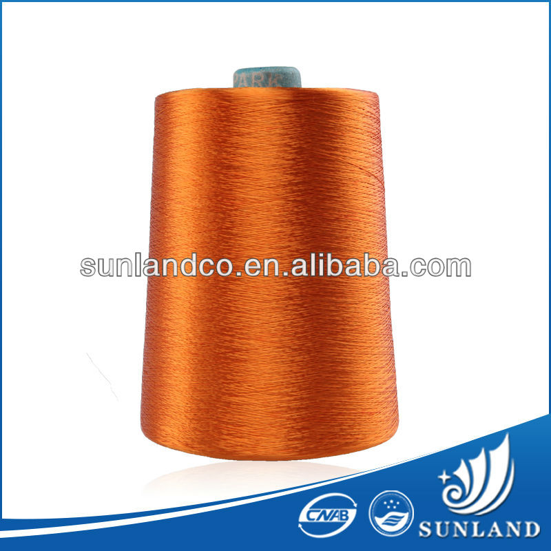 Dyed Viscose Rayon Filament Yarn 600D