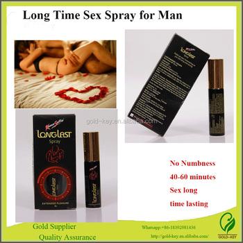 Longer lasting sex nasal spray