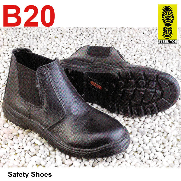 Safety Shoes Steeltoe