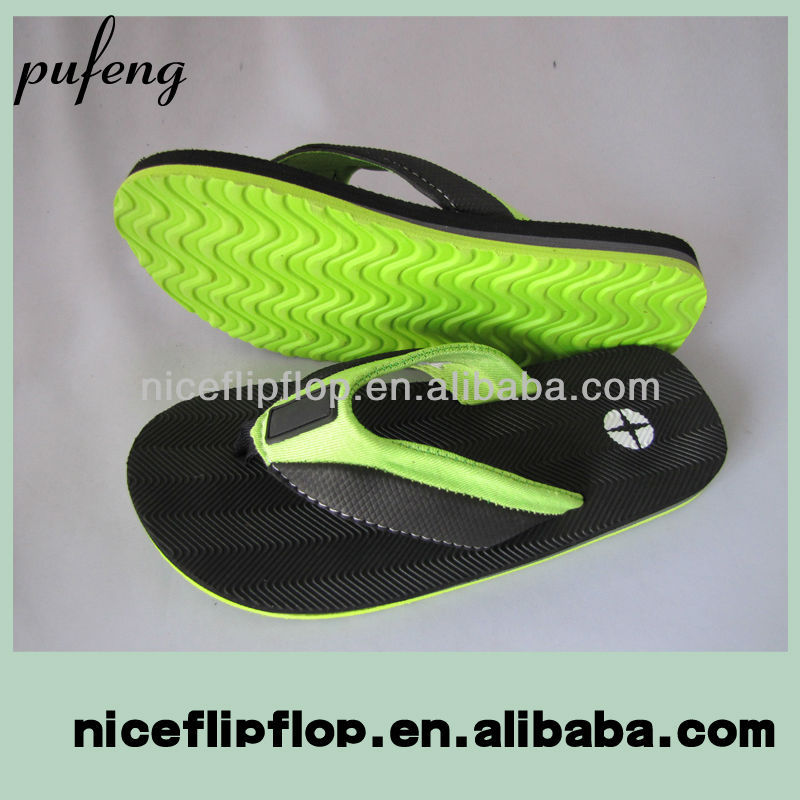Newest style popular quality men s slippers