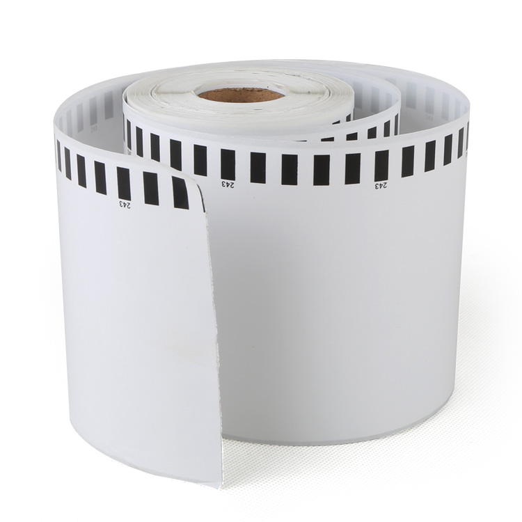 Compatibel Brother thermisch papier label dk-22243 voor p-touch printers