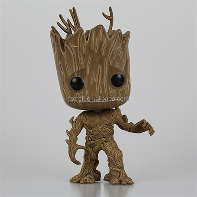 wholesale DANCING GROOT Funko POP protectors Guardians of the Galaxy action figures