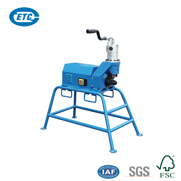 Factory Price Professional Custom Electrical 6mm 550w Pipe Grooving Machine