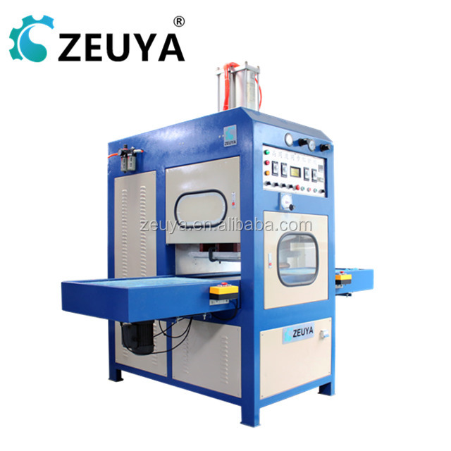 New Arrival 8KW basketball leather embossing machine China Manufacturer ZY-8KW-XSRD