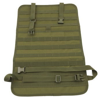 Multifunctional Vehicle Chair Back Bag Car Back Sundries Hanging Bag Military Receiving Bag EDC Tactical Pouch Molle STOCK