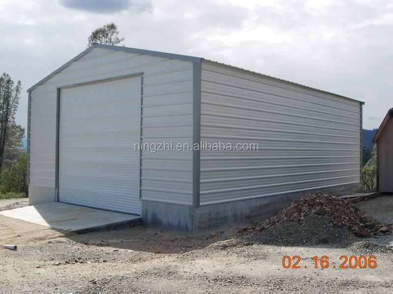 Metallo garage kit di costruzione officina fienile buy for Piani di officina di garage