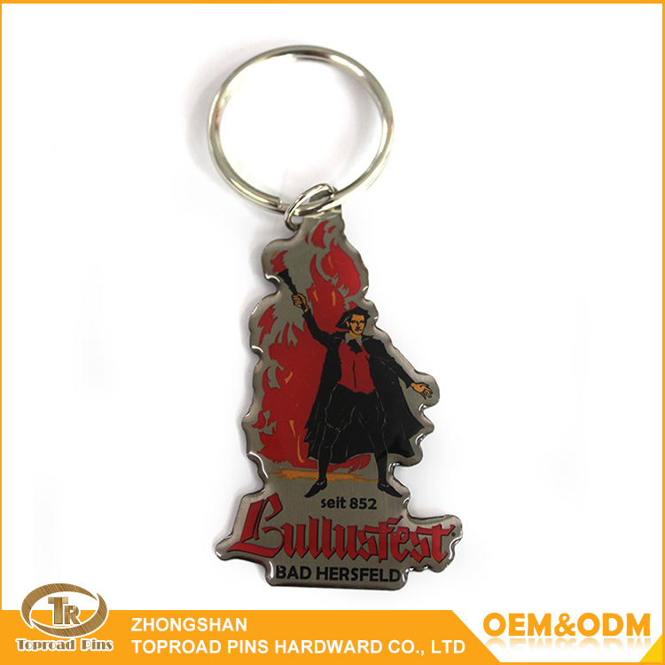 Promotion high quality cheap metal custom souvenir couple keychain mini keychain mobile phone
