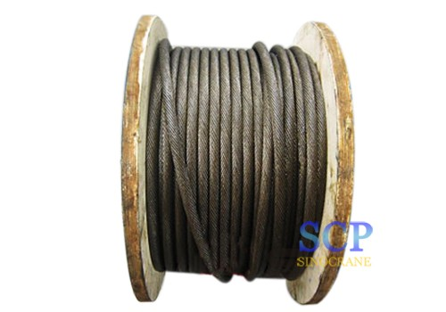 2016 Newly Launched Sany Crane Spare Parts Electric Wire Rope ...