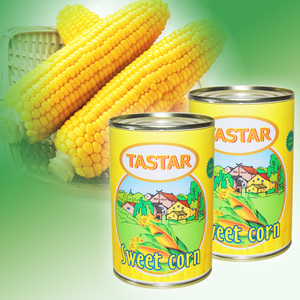 Agriculture Foods Fresh canned sweet corn