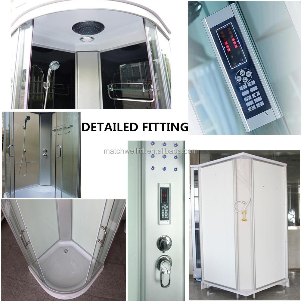 All in one bathroom - Prefabricated Shower Cabin Prefab Bathroom All In One Bathroom