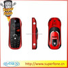 Z6 1.8 inch Electronic Torch GSM850/900/1800/1900MHZ best cheap phones racing car mobile phone