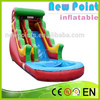 fashion design inflatable slip and slides