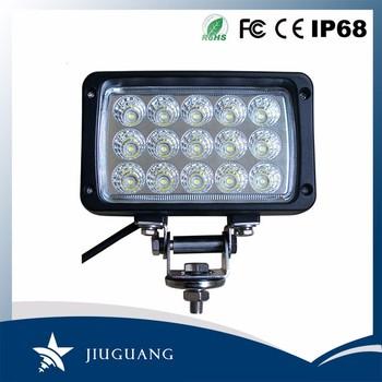 High Lumen 45w 6.3 Inch Waterproof Ip67 Led Driving Light For Atv ...