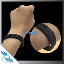 Balance Silicone Bracelet, Custom Rubber wristbands Item to Sell, Factory Silicone Price