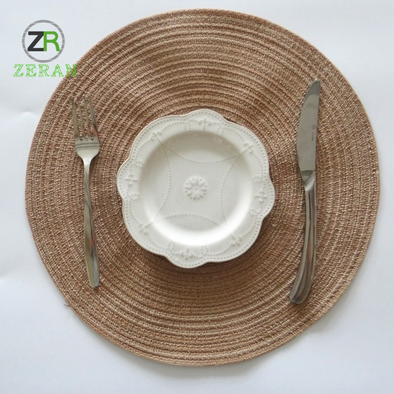 MAIN PRODUCT good quality plastic dinning table mat for wholesale