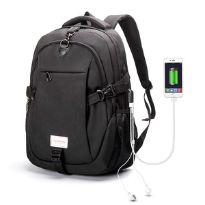 Fashionable anti theft usb charging travel backpack multifunctional backpack  with custom logo b2314433c8915