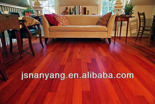 Santos Mahogany Engineered Wood Flooring Santos Mahogany Engineered