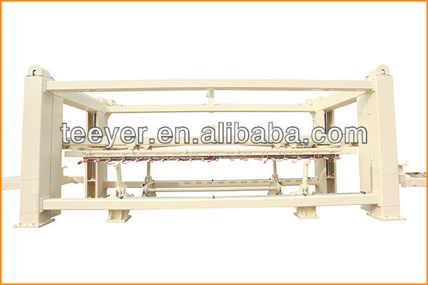 automatic concrete hollow blocks/slabs for floor machine
