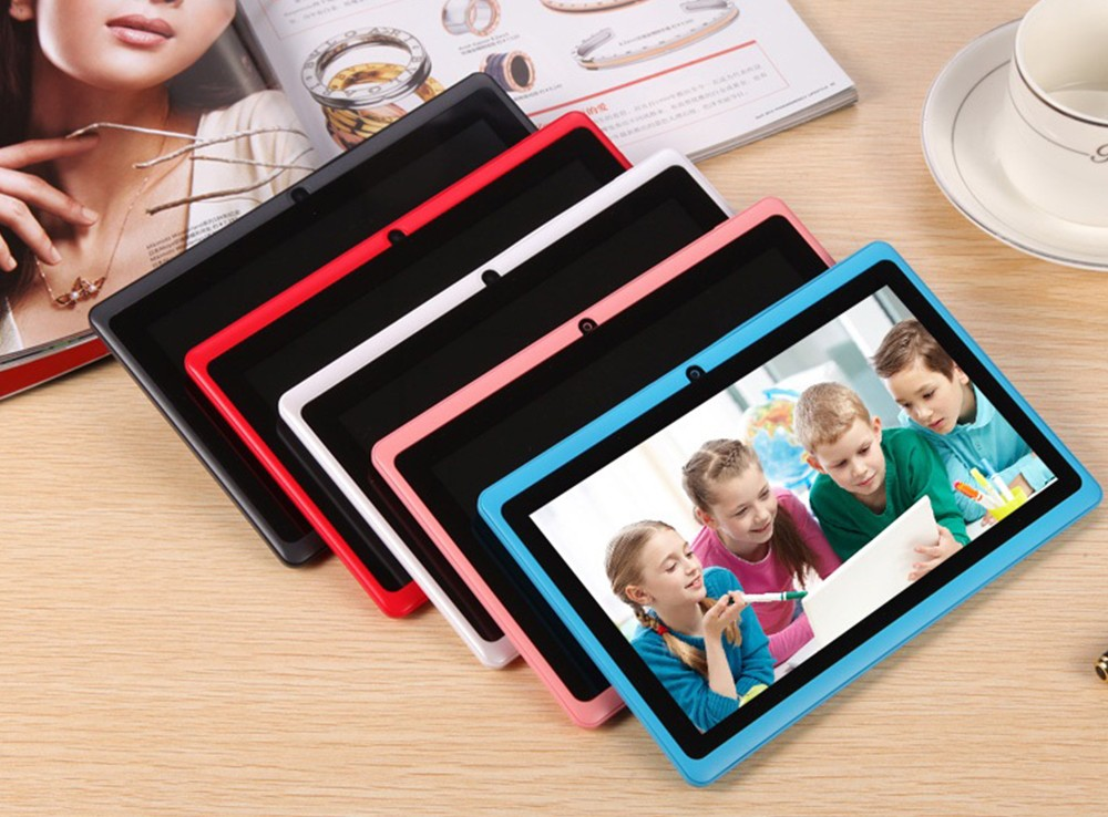 2017 Factory price tablet pc without sim card cheapest A33 tablet 7inch android tablet