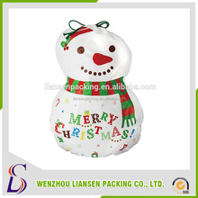 LS-PE006 OEM/ODM Factory Wholesale Good Quality Handcraft designer 2016 new year plastic festival gift bag