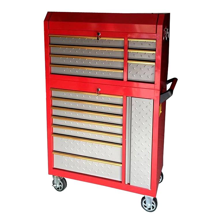 Boîte à outils roulante/étui à outils