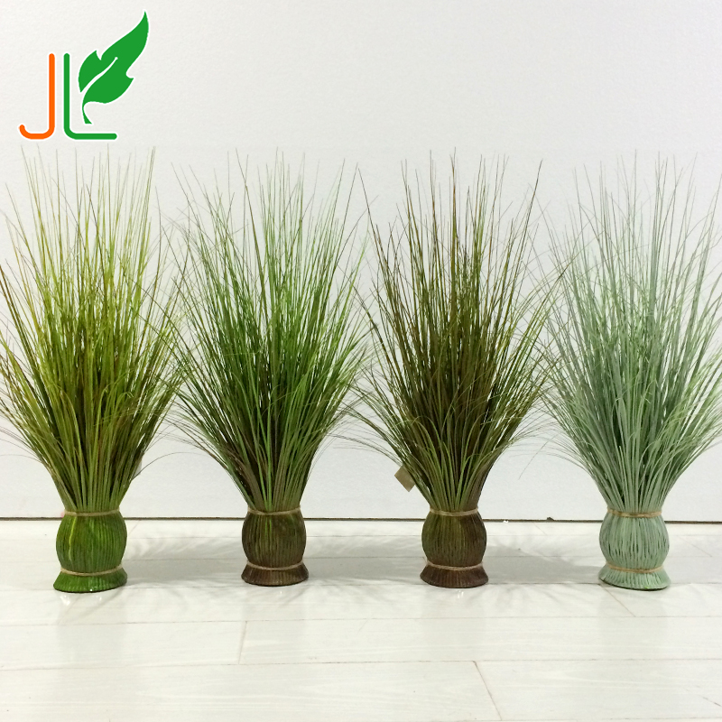 Artificial Plants Wholesale High Quality Fake Plastic Artificial Onion Grass