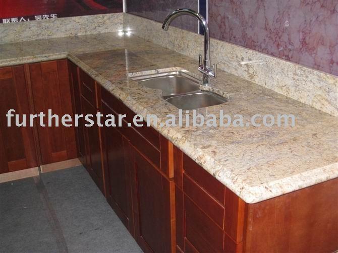 Encimeras de cocina granito encimera granito naturamia for Granito para encimeras