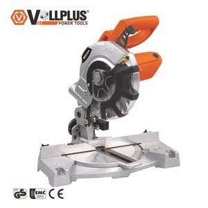 VOLLPLUS VPMS3002 1400W high quality power tools miter saw compound sliding miter saw machine
