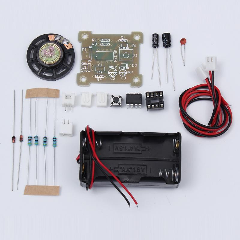 ⑦diy Kit Simple ᐅ Metal Metal Detector Metal Locator 3v