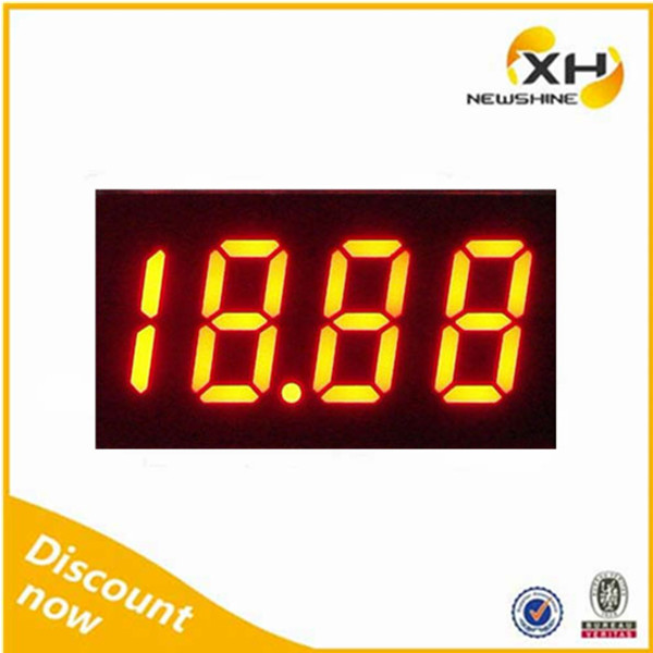 0.39 Inch Common Anode super red led numeric display / outdoor led numeric display