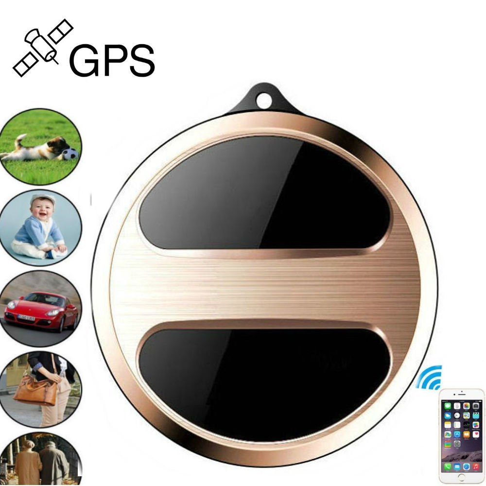 GPS Tracker Realtime Accurate Tracking Device with SOS Alarm GPS Tracking & Vehicle Monitoring System Mini Real GPS Tracker GSM/GPRS/GPS Tracking Device for Kids Seniors Cars