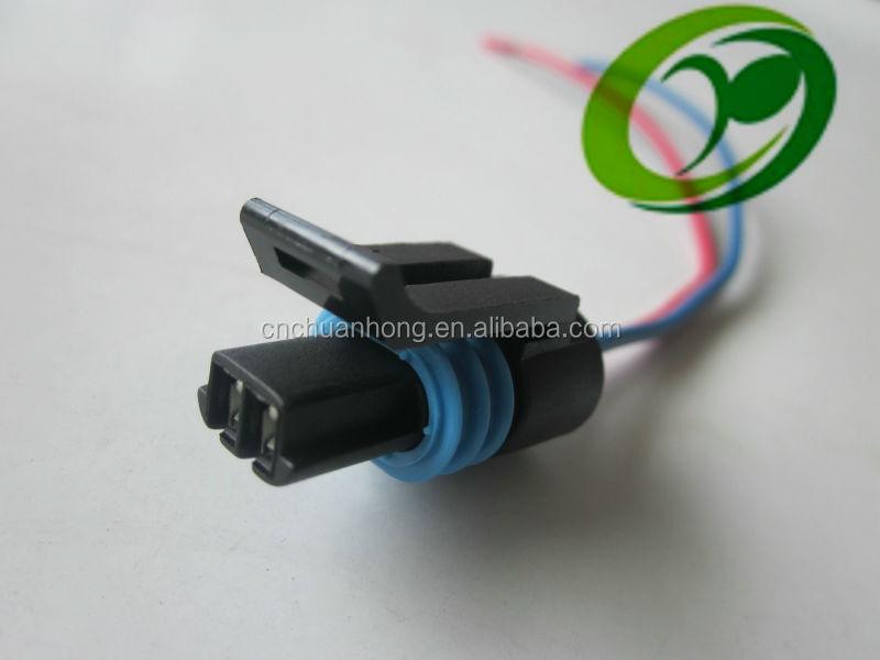 Alternator Lead Repair 2 Wire Plug For Delco 5si 7si Regulator. Alternator Lead Repair 2 Wire Plug For Delco 5si 7si Regulator Harness 15cm. Wiring. Delco 7si Alternator Wiring Diagram At Scoala.co