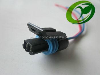 Alternator lead repair wire plug for delco si si regulator