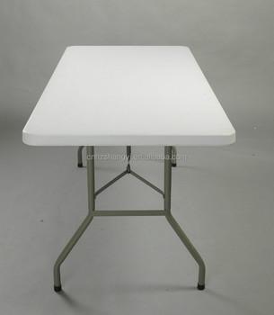 Hdpe Folding Dining Table/mesa De Comedor Plegable - Buy Folding ...