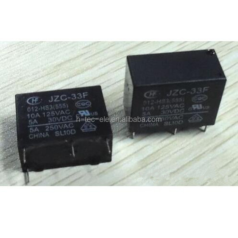 Jqc-25f/018-h(555) Hermetically Sealed Electromagnetic Relay ...