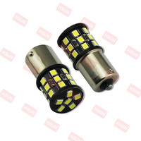 2835 SMD White BA15S 1156 LED Auto Parking Signals Light