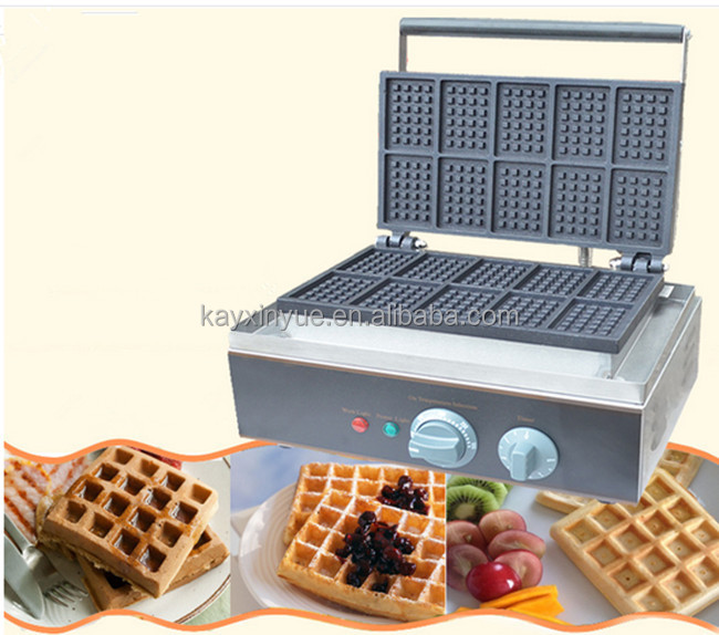 Commercial waffle maker machine with promotion price KXY-WM10
