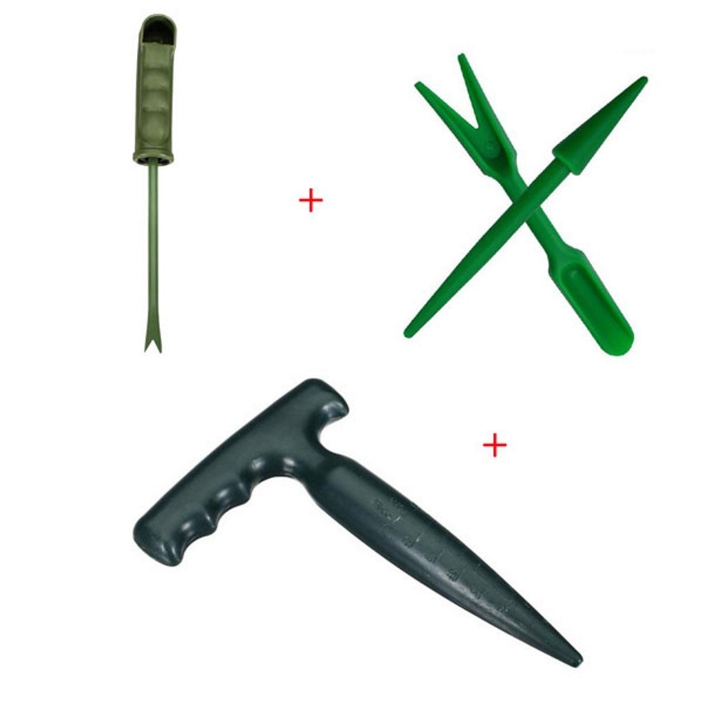 Dig Seedling Tools And Pull Weeds Tools Hole Digging Garden Tools Wooden  Handle Batches Of Different