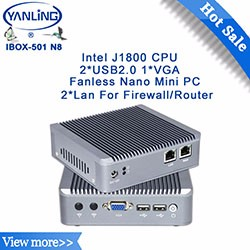 firewall router intel 4lans J1900 firewall pc IBOX-501 N10p firewall motherboard for pfsense 2xUSB
