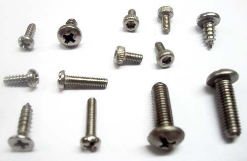 Stainless Steel Screw Manufacturers