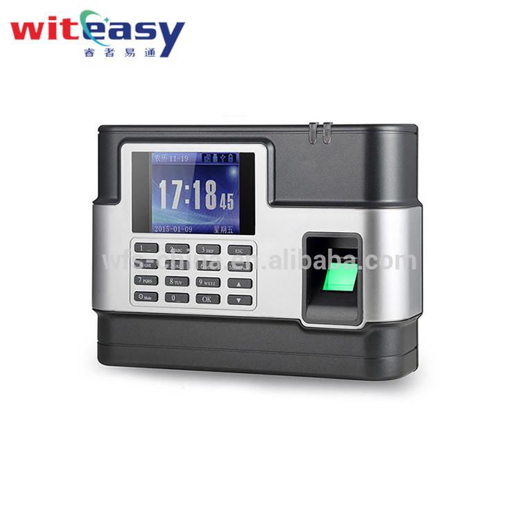 Multi Language Input Plastic Id Card Scanning Time Attendance Machine For  School Management T480 - Buy Punch Card Attendance Machine,Attendance Card