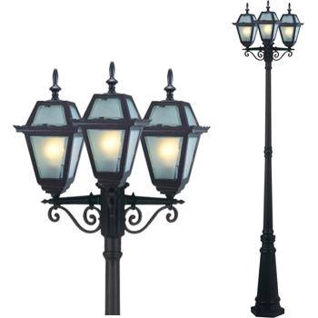 outdoor standing lamps for garden