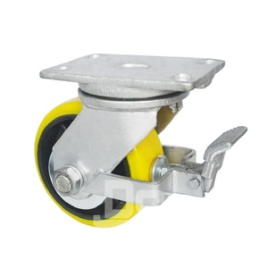 DS51 Load 1 ton 2 ton Extra Heavy Duty Industrial Swivel Caster and Wheels