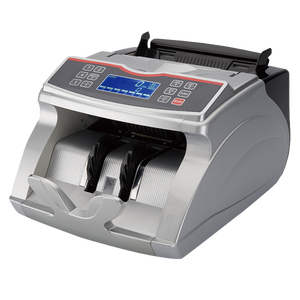 supermarket multi currency bank note counting machine