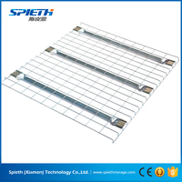 concrete wire mesh panels Wire mesh panel/Steel wire mesh decking for pallet decking