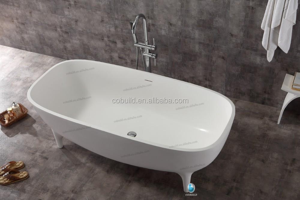 Vasca Da Bagno In Resina : K47 freestanding artiglio vasca da bagno portatile coperta vasca da