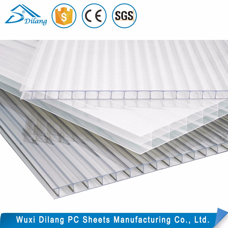 6mm hollow sheet polycarbonate celulares sheet prices for green house